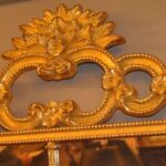 HAND-CARVED-WOOD-GOLD-ITALIAN-BEVELED-MIRROR-192117069123-5