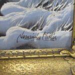 Miklos-Neogrady-Original-Oil-Painting-On-Canvas-Of-Mountain-Snow-Scene-Landscape-262775300613-4