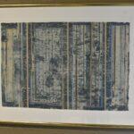Modern-Art-Lithograph-By-Artist-Robert-Quijada-Ancient-Walls-Artist-Proof-264901718503
