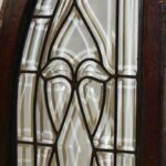Pair-Vintage-Arched-Beveled-Glass-Windows-Circa-1910-193773794123-3
