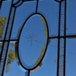 Pair-Vintage-Beveled-Glass-Door-Panels-17-x-67-Star-Cut-Detail-193734516593-6
