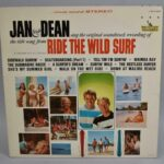 Rock-Jan-Dean-LP-Ride-The-Wild-Surf-NM-Liberty-Records-LST-7368-194032868043
