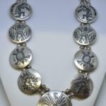 Sterling-Silver-Hopi-Kokopelli-TurtleMan-In-The-Maze-Overlay-Disk-Necklace-193763636253