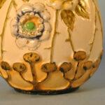 Teplitz-Austrian-Porcelain-Vase-in-Floral-Pattern-191544146833-5