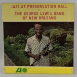 The-George-Lewis-Band-Vinyl-LP-Atlantic-Records-Jazz-At-Preservation-Hall-264045803933