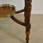 Theodore-Alexander-Burl-Wood-Single-Drawer-Stand-Brass-Gallery-265127644373-4