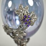 Three-Fellowship-Foundry-Pewter-Hand-Blown-Goblets-Grape-Vine-Details-194198316883-2