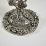 Three-Fellowship-Foundry-Pewter-Hand-Blown-Goblets-Grape-Vine-Details-194198316883-3