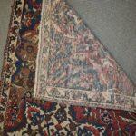 Vintage-Turkish-Oriental-Area-Rug-51-x-110-Blue-Beige-Red-193606830373-6
