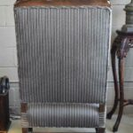 Antique-Carved-Walnut-Upholstered-Side-Chair-Paw-Feet-194042572004-4