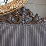 Antique-Carved-Walnut-Upholstered-Side-Chair-Paw-Feet-194042572004-6