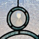 Antique-Victorian-Transom-Window-Beveled-Stained-Ripple-Glass-With-Jewels-193881562124-4