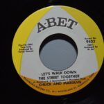 Chuck-and-Mariann-Soul-45RPM-Mint-1968-A-Bet-Records-The-Woman-In-Me-263005306564-4