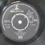EMI-Records-45-RPM-Record-The-Beatles-Help-Im-Down-Near-Mint-261884492414-4
