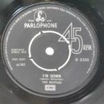 EMI-Records-45-RPM-Record-The-Beatles-Help-Im-Down-Near-Mint-261884492414-6