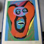 Karel-Appel-The-Falling-Face-Mixed-Media-Embossed-Print-98130-193032604364