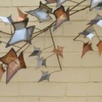 MID-CENTURY-MODERN-CURTIS-JERRE-AUTUMN-LEAVES-HANGING-WALL-SCULPTURE-1979-262001605594-3