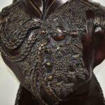 Maitland-Smith-Cat-In-Uniform-Statue-Bust-Bronze-Tone-Finish-194257580894-7