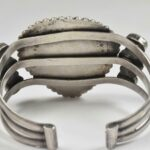 Sterling-Silver-Turquoise-and-Jasper-Cuff-Bracelet-Large-Jasper-Center-Stone-264931710374-5