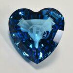 Swarovski-Blue-Cut-Glass-Crystal-Heart-2006-265089395514-2