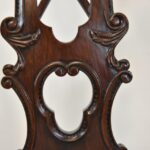 Ten-Mahogany-Chippendale-Dining-Chairs-Two-Arm-Chairs-Upholstered-Kindel-192746376394-9
