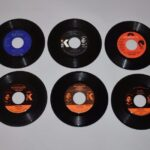 Ten-Near-Mint-Soul-45RPM-Records-Old-Store-Stock-Bill-Doggett-King-Poly-Records-192272109754-2