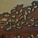Vintage-Carved-Asian-Fireplace-Screen-With-Dragons-Koi-Fish-193613477554-7