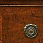 Vintage-Henredon-Lighted-Curio-Cabinet-Bronze-Mounts-Glass-Shelves-Mirrored-Back-265207984304-4