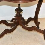 Antique-Large-Victorian-Walnut-Turtle-Top-Marble-Table-193577998325-2