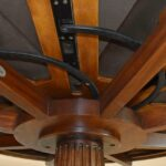 Baker-Stately-Homes-Mahogany-Capstan-Dining-Table-Spins-Open-70-87-Dia-193871629375-7