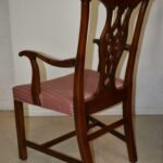 Eight-Chippendale-Mahogany-Dining-Chairs-By-Hickory-Chair-Company-193681352605-2