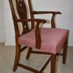 Eight-Chippendale-Mahogany-Dining-Chairs-By-Hickory-Chair-Company-193681352605-3