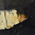 Impressionist-Painting-Three-Musicians-titled-Trio-by-Marta-Sappel-Circa-1944-265161222195-4