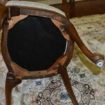 Italian-Georgian-Style-Dining-Room-Set-Table-Eight-Chairs-Ball-Claw-Feet-193659604685-11