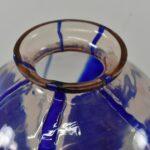 Kralik-Art-Glass-Vase-Czech-Blue-Blush-264716504425-3