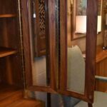 Modern-John-Keal-For-Brown-Saltman-China-Cabinet-193889927155-5