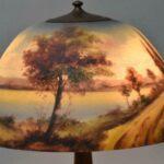 Moe-Bridges-Reverse-Painted-Table-Lamp-Acorn-Pulls-264922639525-5