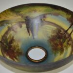 Moe-Bridges-Reverse-Painted-Table-Lamp-Acorn-Pulls-264922639525-6