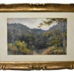 Original-Watercolor-By-Edmund-Osthaus-Landscape-264905548535
