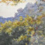 Original-Watercolor-By-Edmund-Osthaus-Landscape-264905548535-5