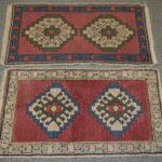 Pair-Turkish-Oriental-Area-Rugs-20-x-36-193606771235