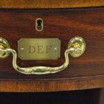 Rent-Circular-Mahogany-Pedestal-Table-Henkel-Moore-Leather-Top-Eight-Drawers-193151338845-6