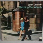 Rock-John-Lennon-Watching-The-Wheels-45-RPM-NM-Yes-Im-Your-Angel-265121487435-3