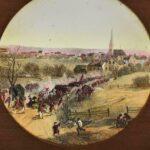 USHISTORY-Civil-War-Magic-Lantern-Slide-McIntosh-Retreat-from-Concord-265144340545