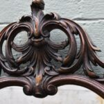 Vintage-Carved-Walnut-Oval-Mirror-Circa-1930s-193811018375-2