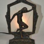 Antique-Art-Deco-Iron-Nude-Female-Figural-Lamp-Satin-Glass-194022131746-2