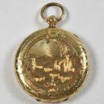Antique-Four-Photo-Gold-Filled-Locket-Circa-1900-264942190656