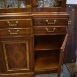 Drexel-Heritage-Furniture-Breakfront-Secretary-Heirloom-Collection-Bubble-Glass-265111122346-4