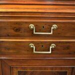 Drexel-Heritage-Furniture-Breakfront-Secretary-Heirloom-Collection-Bubble-Glass-265111122346-5