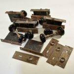 Eastlake-Lock-Sets-with-Plates-and-Porcelain-Knobs-6-Available-192846276586